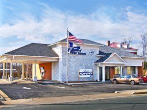 Bank Renovation - Amherst, Virginia