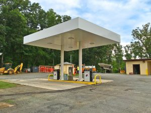 Fuel-Station-Canopy-Replacement-Keene-Virginia
