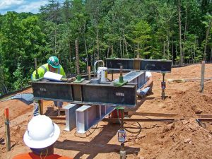 Helical-Pile-Foundation-System-Lynchburg-Virginia