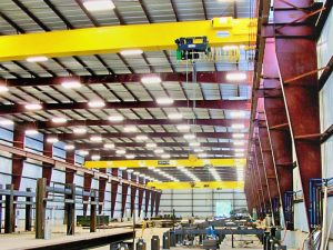 Steel-Fabrication-Facility-Addition-Electrical-Support-Lynchburg-Virginia